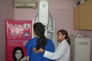 Mamografía 3D o Tomosíntesis.