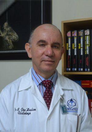 Dr. Carlos Alberto Paz Haslam