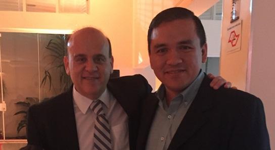 """El Dr. Kennet Ricardo Palao Varela concluyó el posgrado en Medicina Fetal en la filial para América Latina """"Fetal Medicine Foundation - Latin America"""" de Campinas, Sao Pablo, Brasil."""