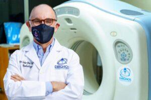 Tomografía Multidetectores de tórax